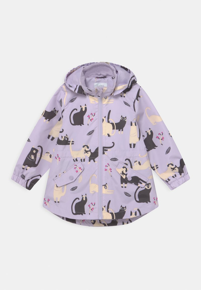 Lindex - CATS - Impermeable - light lilac