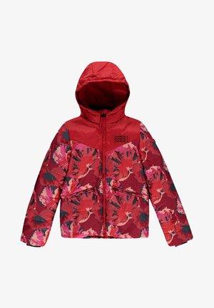 Snowboard jacket - fiery red