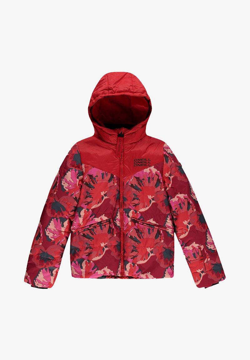 O'Neill - Snowboard jacket - fiery red