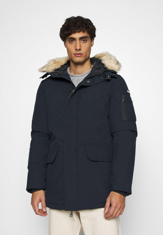 NELSON - Winter coat - navy