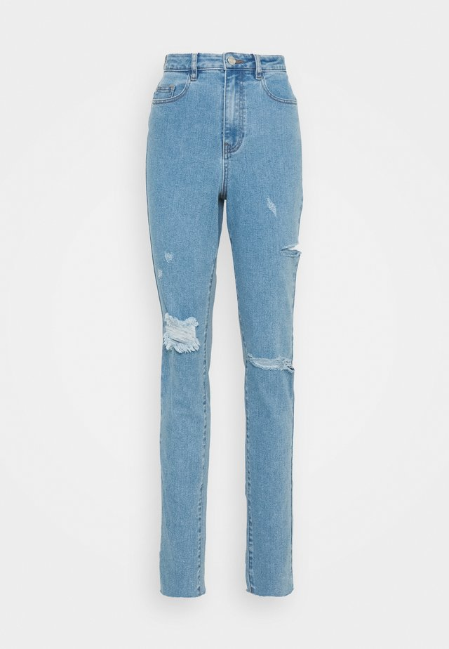 COMFORT STRETCH - Slim fit jeans - blue