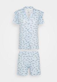 V & R Damen - Pyjamas - placid blue