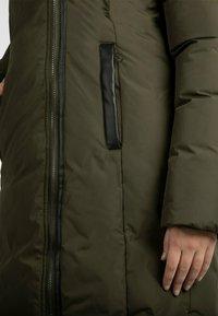 Apart - Winter coat - khaki - 3