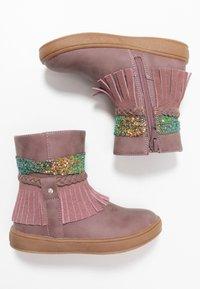 Friboo - Kotníkové boty - mauve - 0