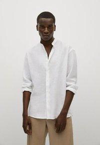 Mango - Shirt - blanc - 0