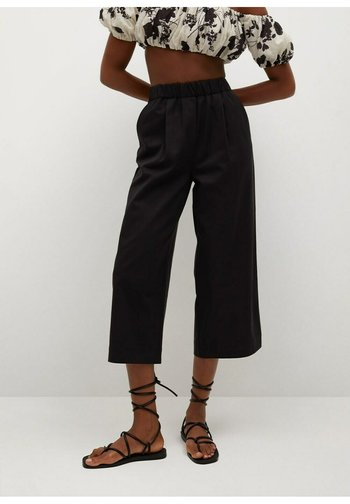 Pantalon classique - zwart
