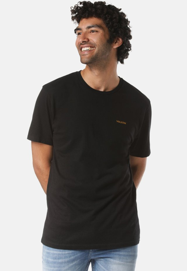 T-shirt basic - black