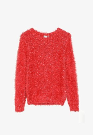 NKFNAILA - Jumper - poppy red