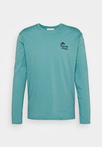 Pier One - Long sleeved top - turquoise - 4