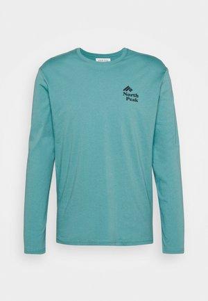 Pitkähihainen paita - turquoise