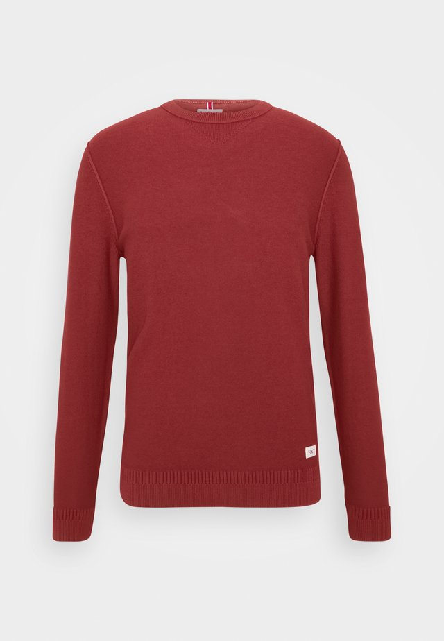 ESSENTIAL CREW - Jumper - brit red