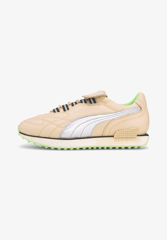 MILE RIDER QUEEN - Sneakers - natural vachetta-puma silver
