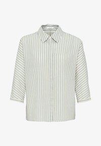 Opus - FRONA - Button-down blouse - bleu - 2