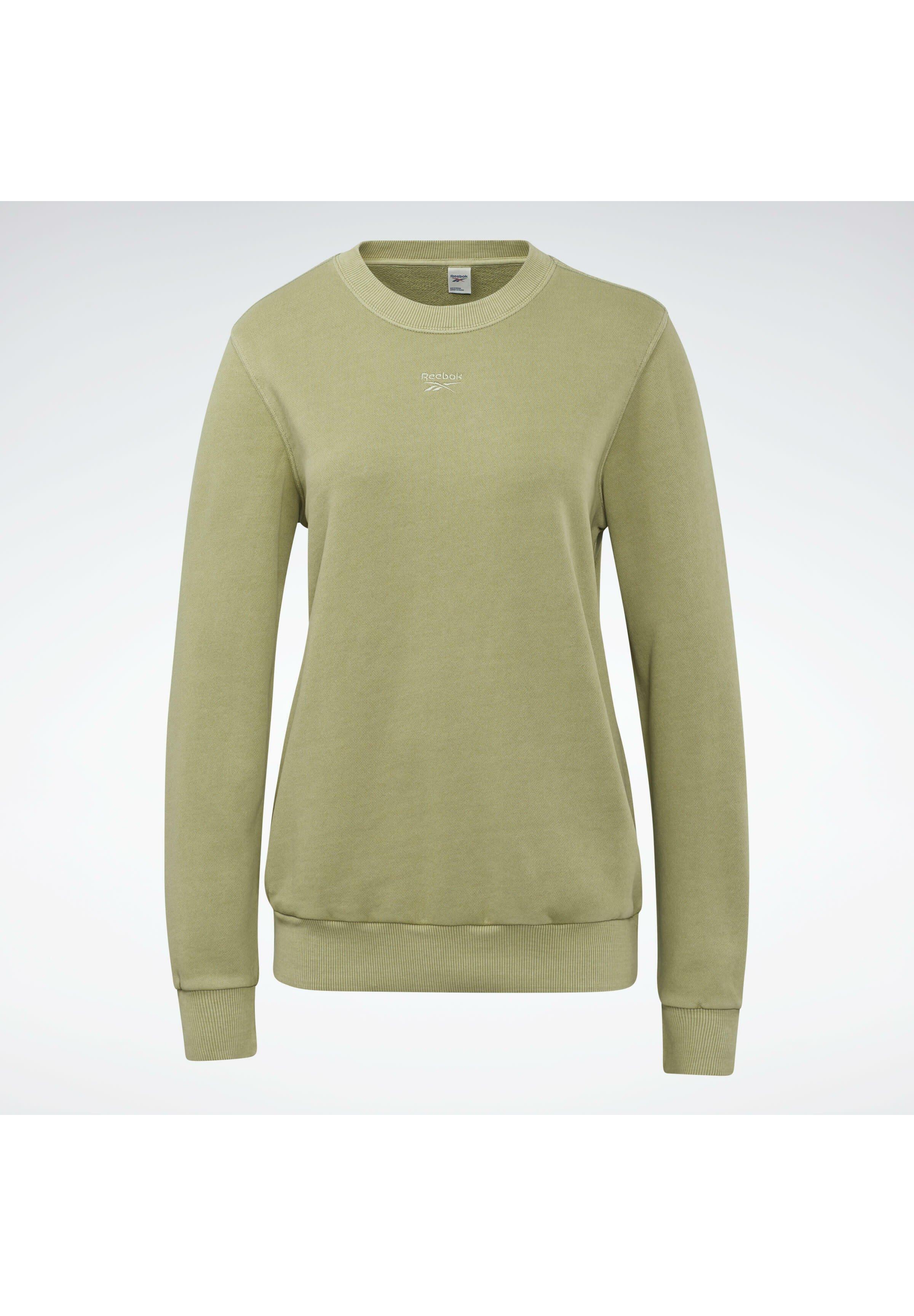 Women REEBOK CLASSICS NATURAL DYE CREW SWEATSHIRT - Sweatshirt