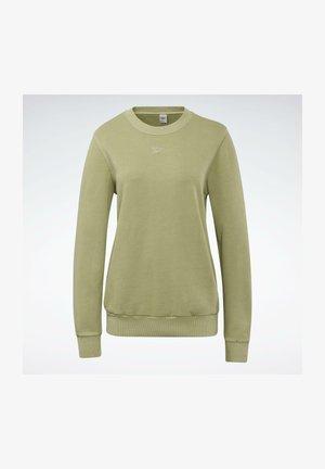 REEBOK CLASSICS NATURAL DYE CREW SWEATSHIRT - Sweatshirt - green