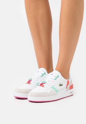 T-CLIP - Trainers - white/pink