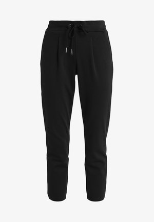 RIZETTA CROP PANTS - Spodnie treningowe - black