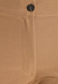 WAL G. - JAQUELINE FLARE TROUSERS - Trousers - camel - 2