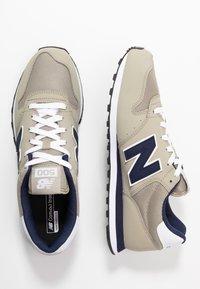 New Balance - Sneakersy niskie - tan - 1
