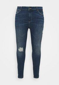 Pieces Curve - PCDELLY - Jeans Skinny Fit - medium blue denim - 3