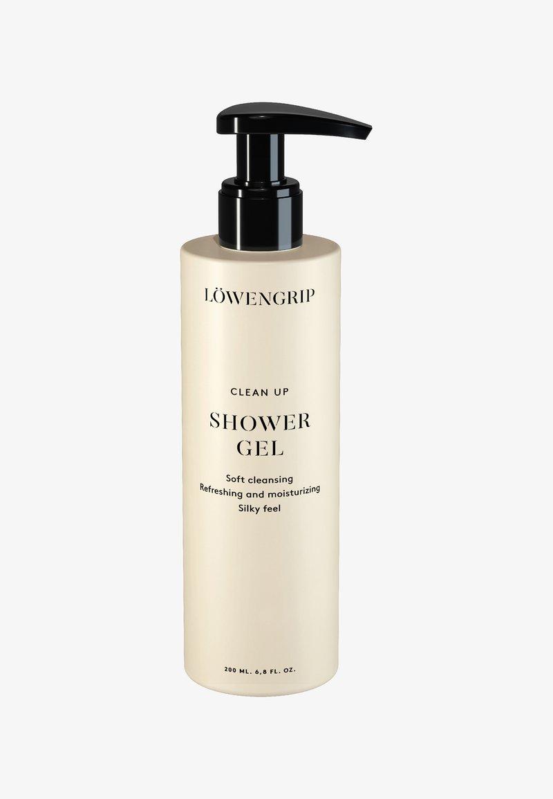 Löwengrip - CLEAN UP - SHOWER GEL - Shower gel - -