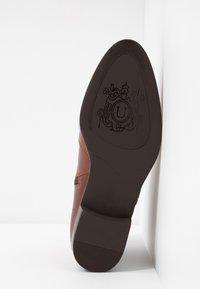 Unisa - BRAS - Ankle boots - moka - 6