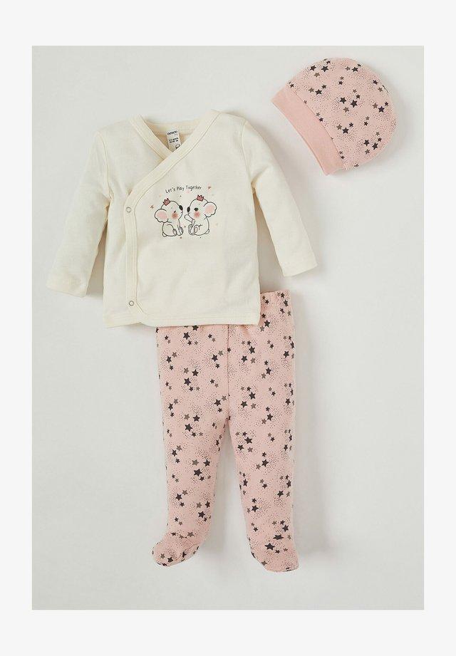 SET - Pyjama - ecru