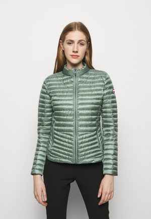 LADIES JACKET - Down jacket - mineral/light steel