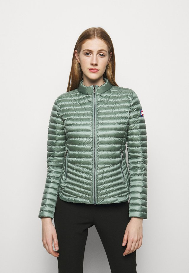 LADIES JACKET - Gewatteerde jas - mineral/light steel
