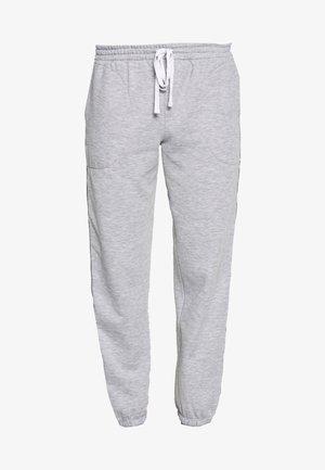 JOGGER - Pyjamahousut/-shortsit - grey heather
