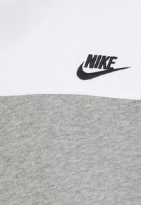 Nike Sportswear - HOODIE  - Sweatshirt - white/grey heather/charcoal heather - 2