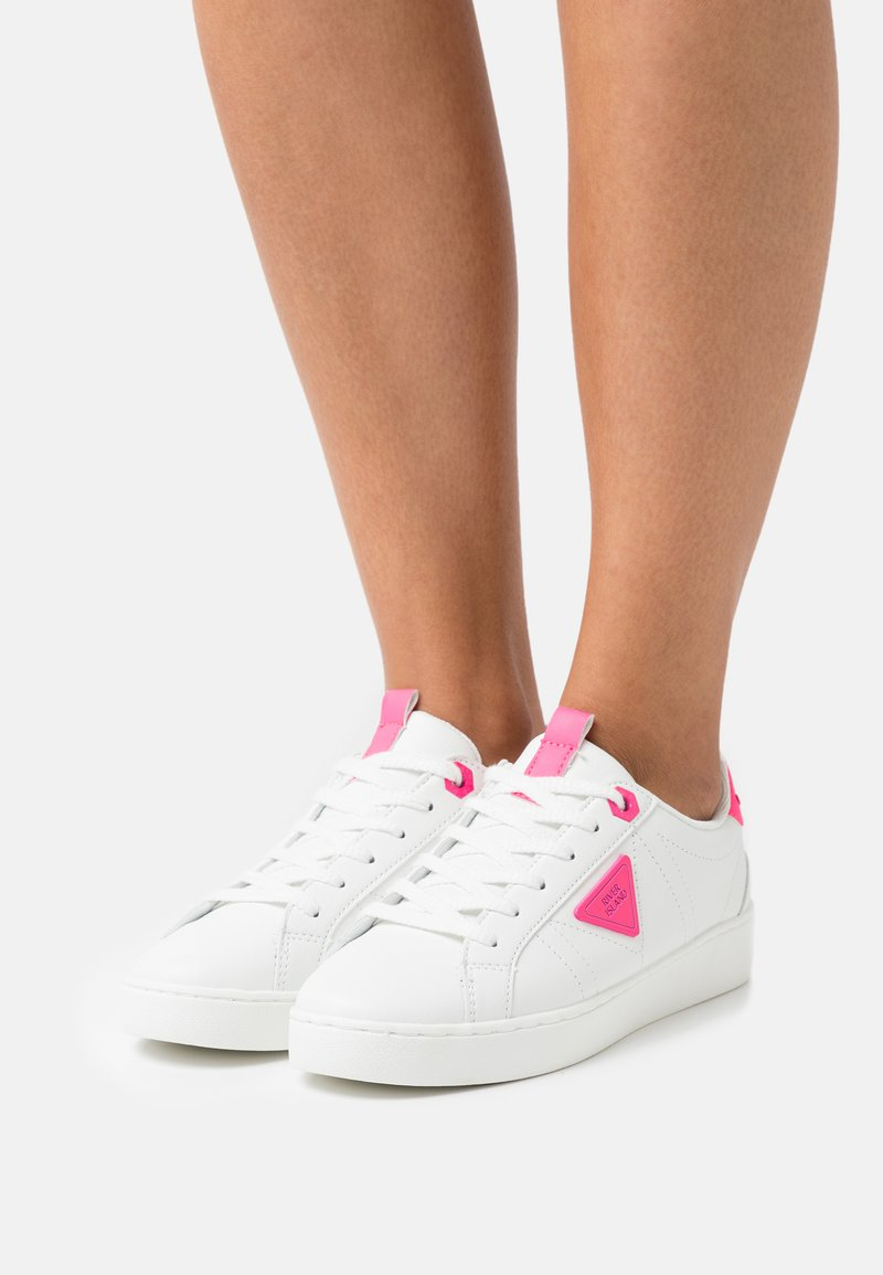 River Island - Sneakersy niskie - pink bright