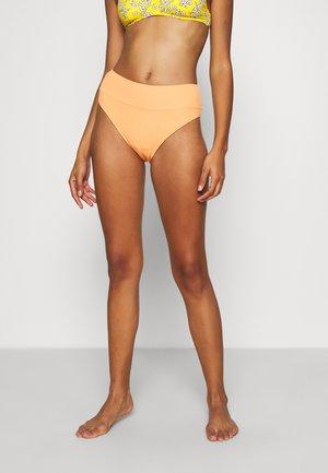 WAIST BRIEF - Bikini bottoms - sorbet orange