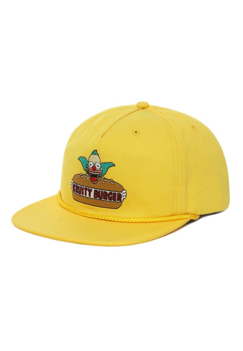 Vans - X THE SIMPSONS SHALLOW UNSTRCTRD - Hat - krusty