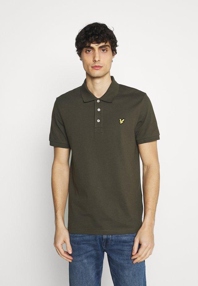PLAIN  - Poloshirt - trek green