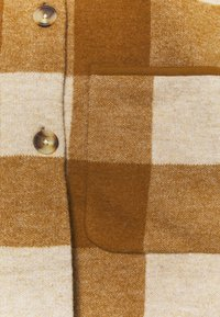 Madewell - PLAID  - Classic coat - heather/parchment - 2