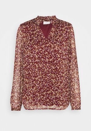 CAJSA BLOUSE - Blouse - port royale