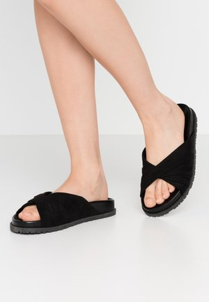 ALL DAY  - Mules - black