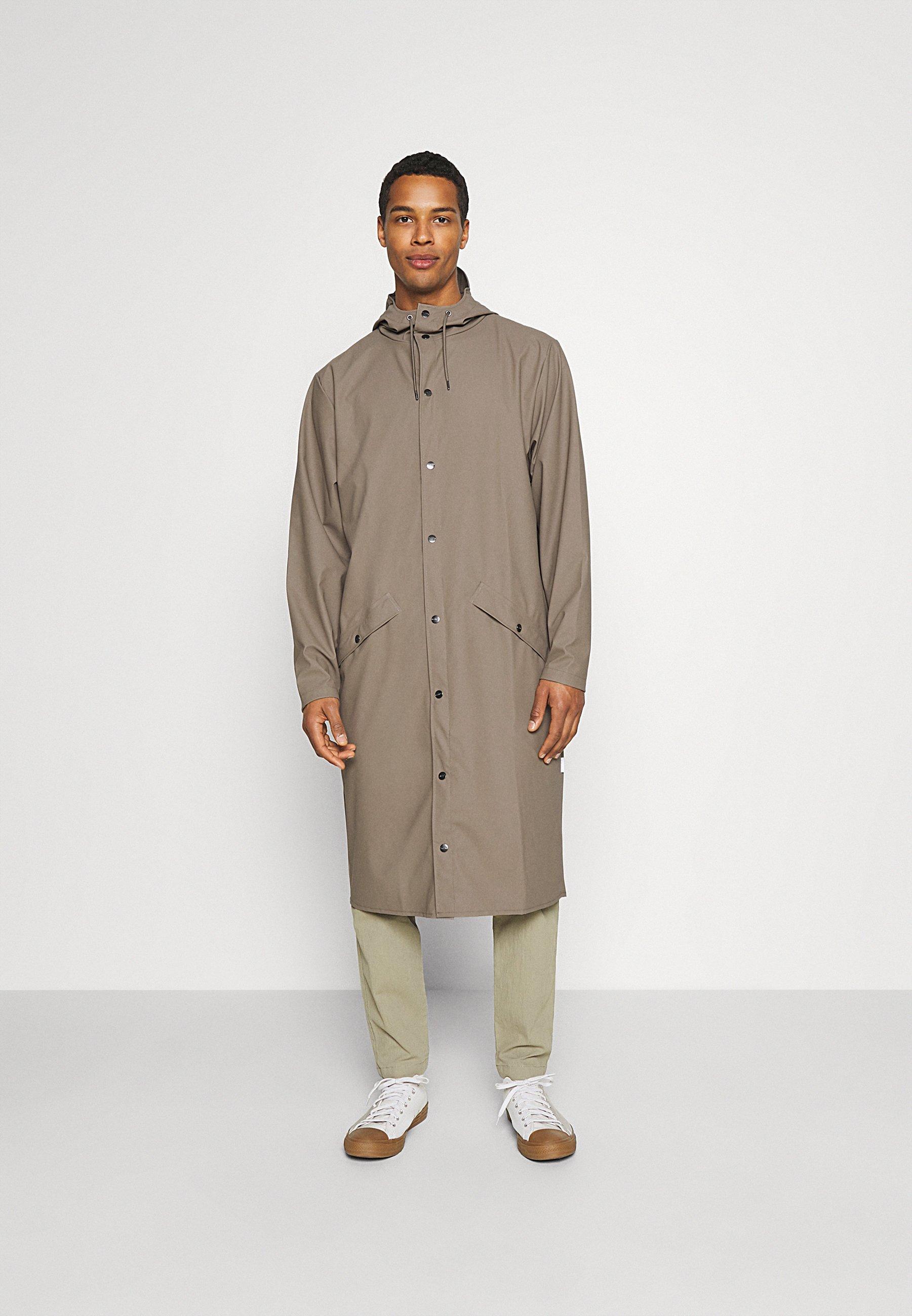 Men LONGER JACKET UNISEX - Waterproof jacket