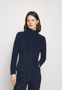 Marks & Spencer London - Fleece jacket - dark blue - 0