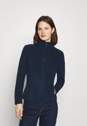 Fleece jacket - dark blue