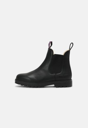 JACKAROO UNISEX - Classic ankle boots - black/natural