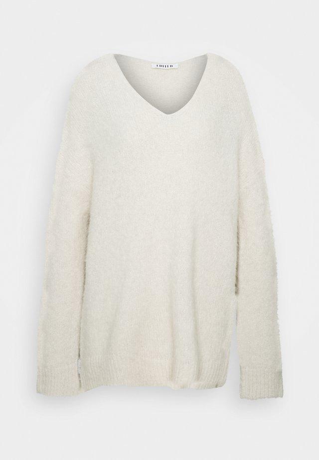 FAWINI JUMPER - Maglione - weiß