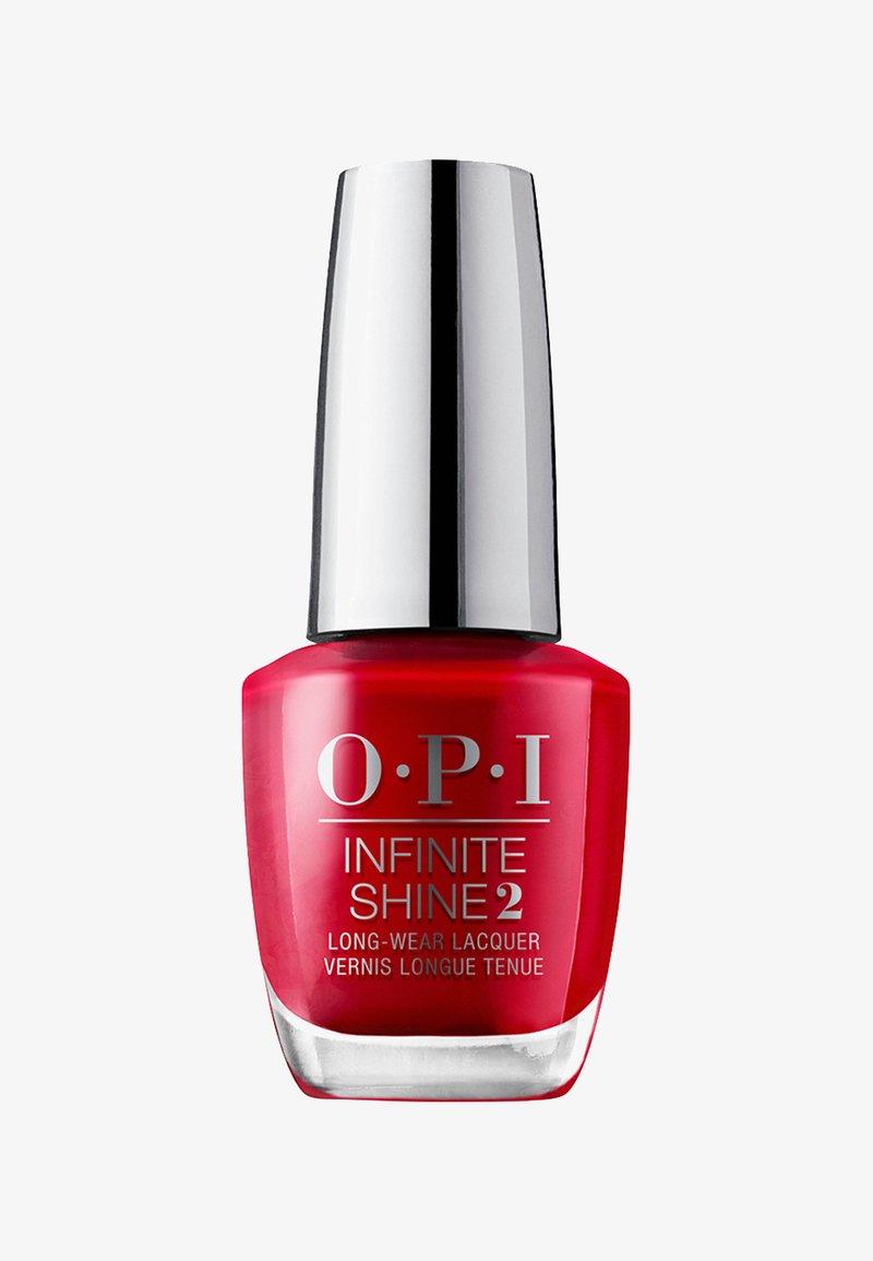 OPI - INFINITE SHINE - Nagellack - ISL10 relentless ruby