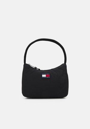 SHOLDER BAG - Bolso de mano - black