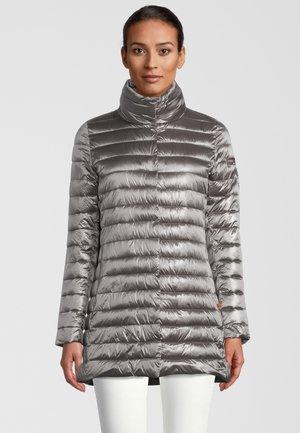 MIT STEHKRAGEN - Winter coat - iron