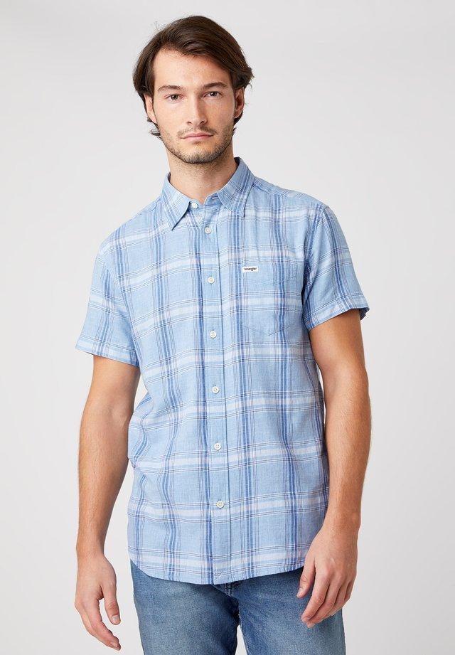 Camicia - cerulean blue