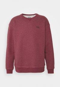 Levi's® - PREMIUM HEAVYWEIGHT CREW - Sweatshirt - biking red heather - 4