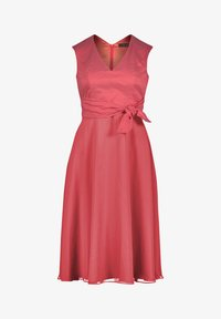 Vera Mont - Day dress - red/white - 2