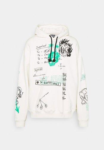S-UMMER-B3 UNISEX - Sweatshirt - creme